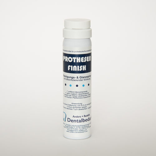 Prothesen Finish PLUS 75 ml